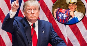 Donald Trump quiere entrarle al futbol