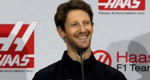Grosjean será el primer piloto de Haas, nuevo equipo de F1