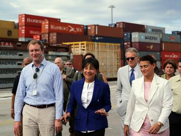 Secretaria de comercio de EU inicia visita a Cuba