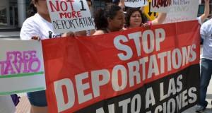 Anuncian campaña nacional contra ICE para exigir cese de deportaciones