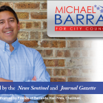 Michael Barranda- For City Council At- Large
