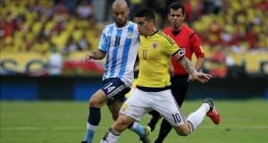 """Mascherano dice que el camino a Rusia 2018 será """"muy difícil"""" para Argentina"""