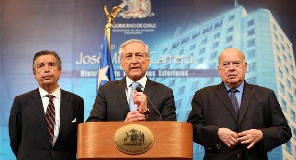 Chile dice que la integridad territorial está resguardada ante la demanda boliviana
