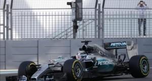 Hamilton fue el más rápido en el primer libre; Pérez, octavo, y Alonso, el 14