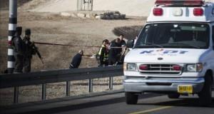 Un palestino tiroteado tras atropellar a seis israelíes que resultaron heridos en Hebrón
