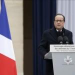 Hollande: Francia hará lo posible para destruir a ese ejército de fanáticos