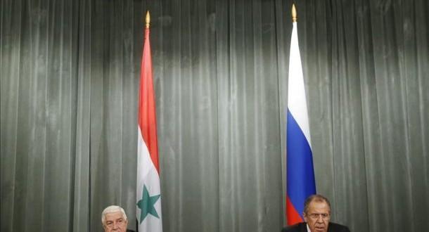 Rusia apoya el cierre de la frontera entre Siria y Turquía