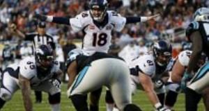24-10. Peyton Manning lideró a los Broncos a su tercer título de Super Bowl