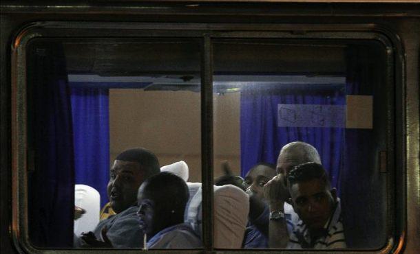 Unos 600 cubanos cruzaron por un paso fronterizo en Texas en los últimos días