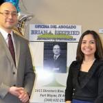 Gran apertura de las oficinas del abogado Brian A. Seyfried en Fort Wayne 'Una oficina de Inmigrantes para Inmigrantes'